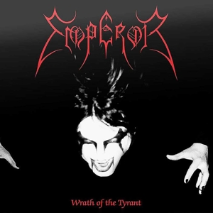 EMPEROR - WRATH OF THE TYRANT -BLACK & RED SPLATTER VINYL-