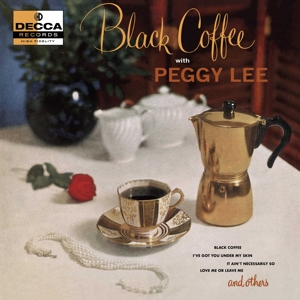 LEE, PEGGY - BLACK COFFEE