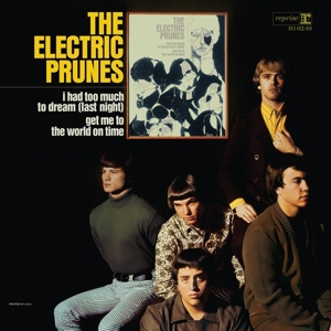 ELECTRIC PRUNES - ELECTRIC PRUNES-COLOURED-