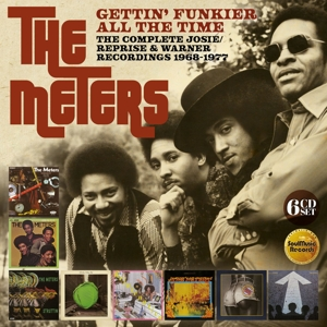 METERS - GETTIN' FUNKIER ALL THE..
