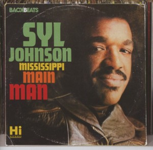 JOHNSON, SYL - MISSISSIPPI MAINMAN