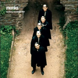 MONKS - HAMBURG RECORDINGS 1967