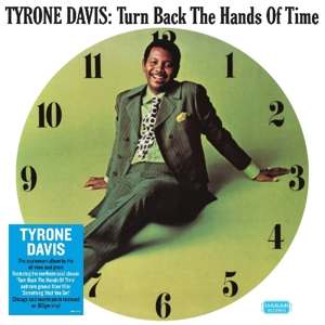 DAVIS, TYRONE - TURN BACK THE HANDS OF TIME