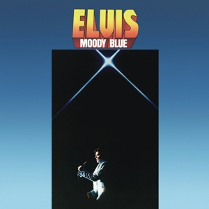 PRESLEY, ELVIS - MOODY BLUE -COLOURED-