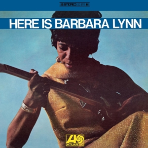 LYNN, BARBARA - HERE IS BARBARA LYNN