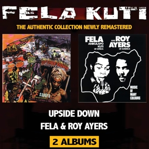 FELA KUTI - UPSIDE DOWN / FELA AND ROY AYERS