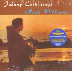 CASH, JOHNNY - SINGS HANK WILLIAMS -LTD-