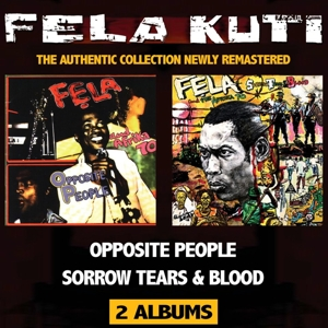 FELA KUTI - OPPOSITE PEOPLE / SORROW TEARS & BL