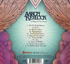 KEYLOCK, AARON - CUT AGAINST THE GRAIN -DIGI-