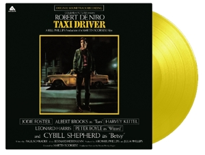 O.S.T. - TAXI DRIVER -COLOURED/HQ-