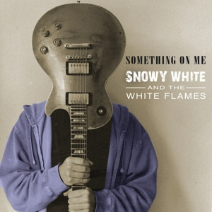 WHITE, SNOWY - SOMETHING ON ME