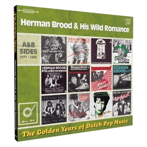 BROOD, HERMAN - GOLDEN YEARS OF DUTCH POP MUSIC