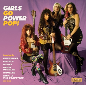 VARIOUS - GIRLS GO POWER POP!