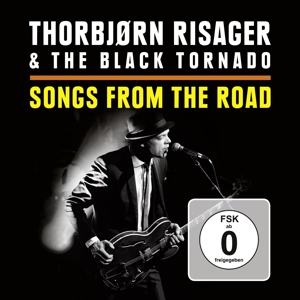 RISAGER, THORBJORN & BLAC - SONGS FROM THE ROAD -CD+DVD-