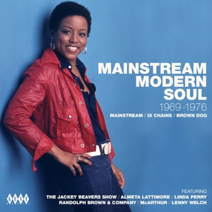 VARIOUS - MAINSTREAM MODERN SOUL 1969-1976