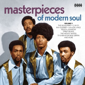 VARIOUS - MASTERPIECES OF MODERN 5SOUL VOL. 5