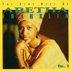 FRANKLIN, ARETHA - VERY BEST OF VOL.2