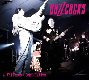BUZZCOCKS - A DIFFERENT COMPILATION