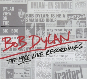 DYLAN, BOB - 1966 LIVE RECORDINGS