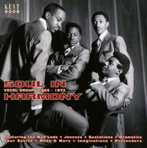 VARIOUS - SOUL IN HARMONY