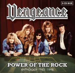 VENGEANCE - POWER OF THE ROCK
