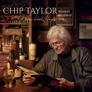 TAYLOR, CHIP - WHISKEY SALESMAN -CD+DVD-