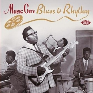 VARIOUS - MUSIC CITY BLUES & RHYTHM