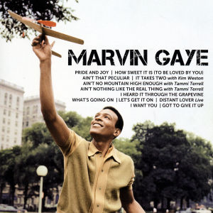 GAYE, MARVIN - ICON