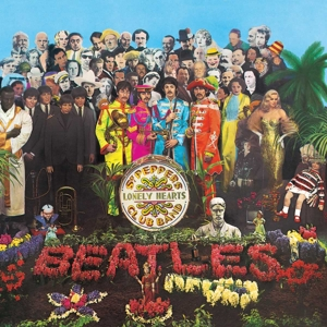 BEATLES - SGT. PEPPER S LONELY HEARTS CLUB BA