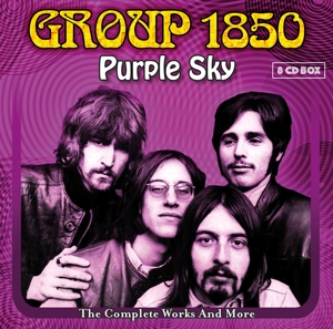GROUP 1850 - PURPLE SKY - THE COMPLETE WORKS AND