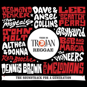 VARIOUS - THIS IS TROJAN REGGAE
