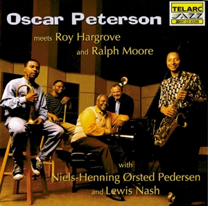 PETERSON, OSCAR - MEETS ROY HARGROVE AND