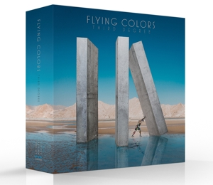 FLYING COLORS - THIRD DEGREE -BONUS TR-