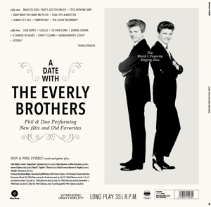 EVERLY BROTHERS - A DATE WITH THE.. -HQ-