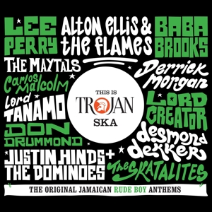 VARIOUS - THIS IS TROJAN SKA
