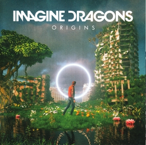 IMAGINE DRAGONS - ORIGINS = + GRATIS TOTE BAG=