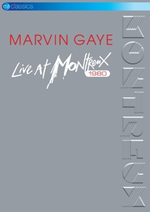 GAYE, MARVIN - LIVE IN MONTREUX 1980
