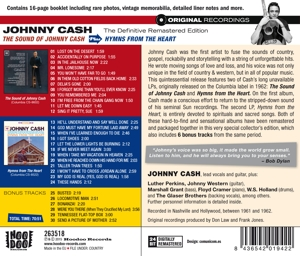 CASH, JOHNNY - SOUND OF JOHNNY CASH/..