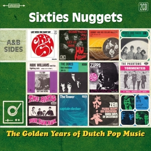 VARIOUS - GOLDEN YEARS OF DUTCH..SIXTIES NUGGETS