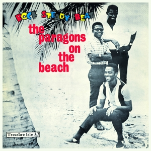 PARAGONS - ON THE BEACH -COLOURED-