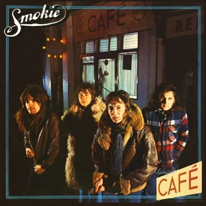 SMOKIE - MIDNIGHT CAFE -COLOURED-