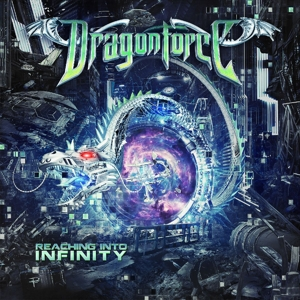 DRAGONFORCE - REACHING INTO INFINITY -CD+DVD-
