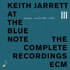 JARRETT, KEITH - AT THE BLUE NOTE 1ST SET