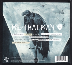 ME AND THAT MAN - SONGS OF LOVE AND DEATH -DELUXE-