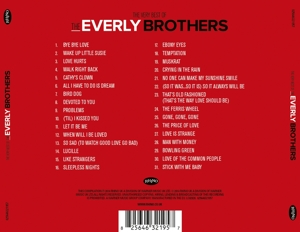 EVERLY BROTHERS - VERY BEST OF