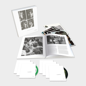 BEATLES - THE WHITE ALBUM (ANNIVERSARY SUPER DELUXE EDITION)