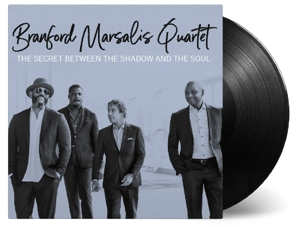 MARSALIS, BRANFORD -QUART - SECRET BETWEEN THE.. -HQ-