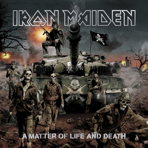 IRON MAIDEN - A MATTER OF LIFE AND..