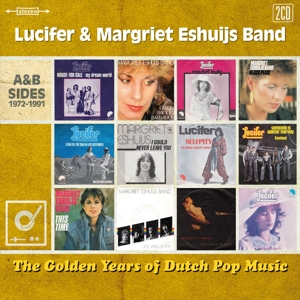 LUCIFER/ESHUIJS, MARGRIET - GOLDEN YEARS OF DUTCH POP MUSIC