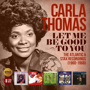 THOMAS, CARLA - LET ME BE GOOD TO YOU